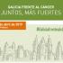 I Congreso gallego de personas con cáncer. Pacientes y familias el 26 y 27 de abril